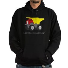Little Brother Dump Truck Hoodie