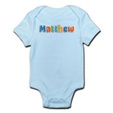 Matthew Spring11B Infant Bodysuit