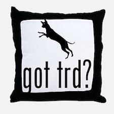 Thai Ridgeback Throw Pillow