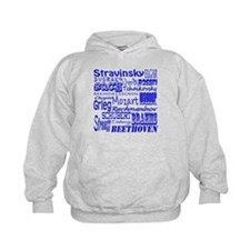 Classical Composers Hoodie