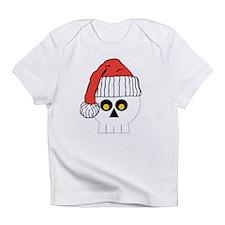 Santa Skull Christmas Infant T-Shirt