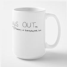 WUS OUT(TM) Large Mug