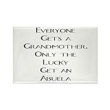 Abuela Rectangle Magnet (100 pack)