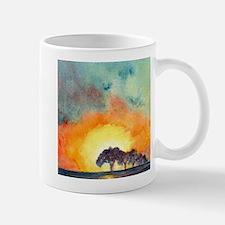 Right-handed San Antonio Sunset Mug