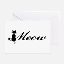 Meow Greeting Cards (Pk of 20)
