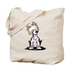 Chinese Crested Cutie Tote Bag