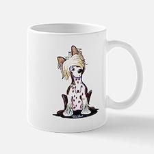 Chinese Crested Cutie Mug