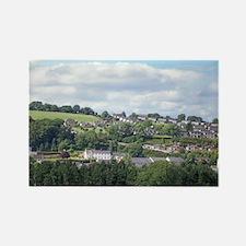 Blarney Village Rectangle Magnet