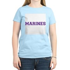 my best friend marine Women's Pink T-Shirt