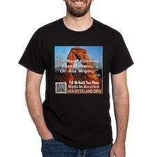 Delicate Arch No Rock Climbing T-Shirt