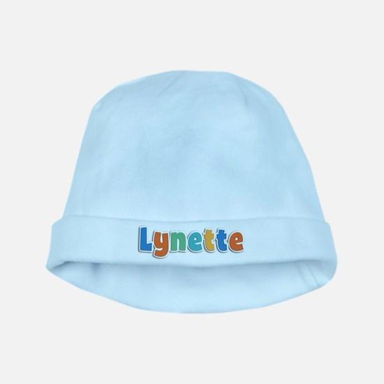 Lynette Spring11B baby hat