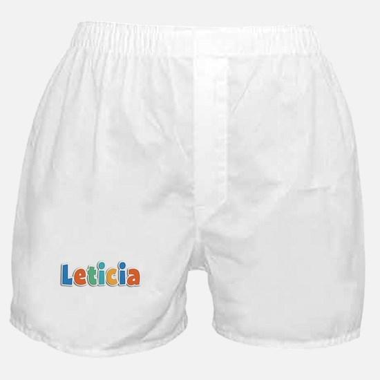 Leticia Spring11B Boxer Shorts