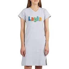 Layla Spring11B Women's Nightshirt