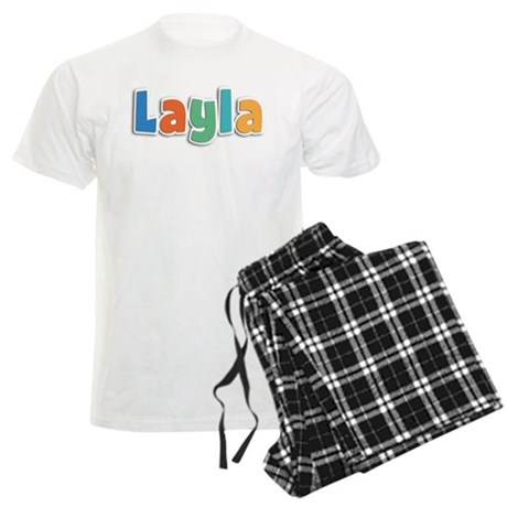 Layla Spring11B Men's Light Pajamas