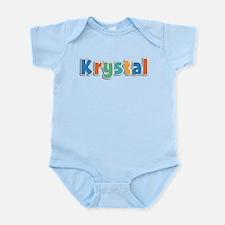 Krystal Spring11B Infant Bodysuit