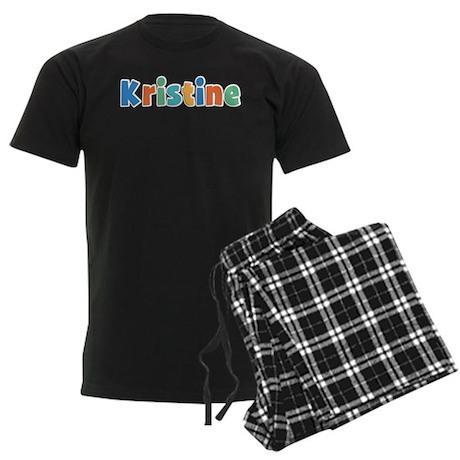 Kristine Spring11B Men's Dark Pajamas