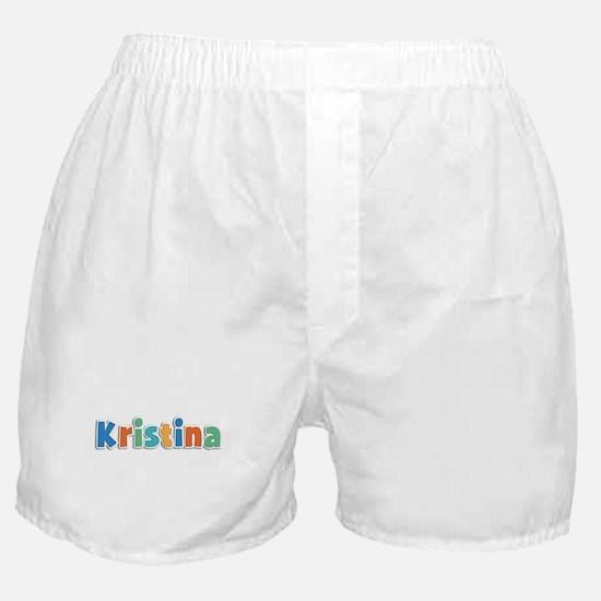 Kristina Spring11B Boxer Shorts