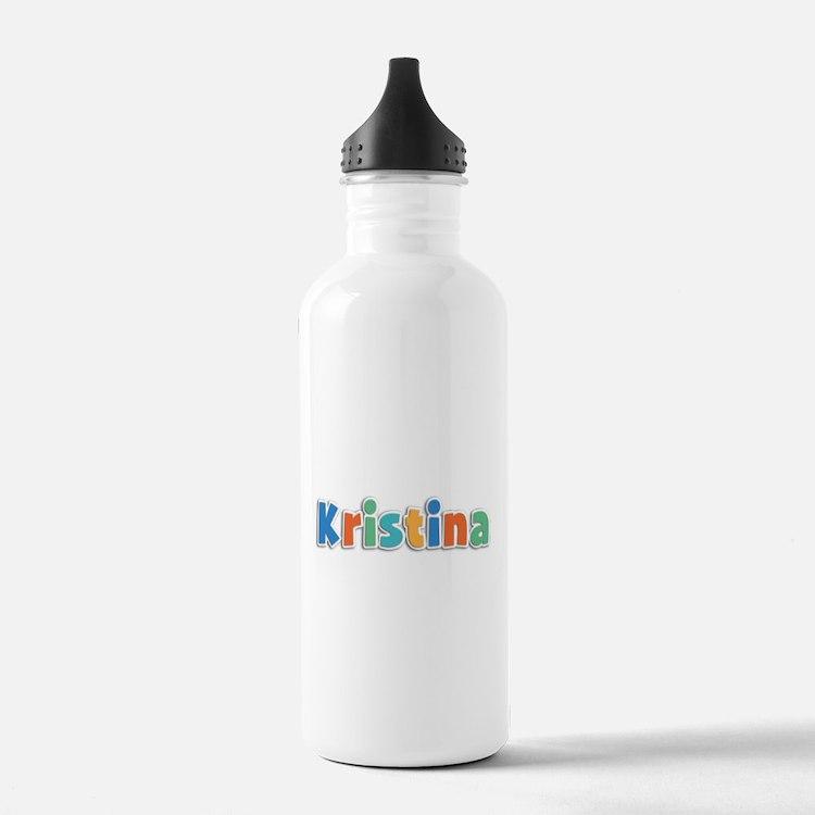 Kristina Spring11B Sports Water Bottle