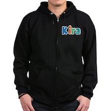 Kira Spring11B Zip Hoody