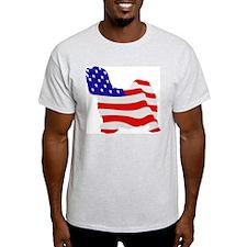 Tibetan Terrier Ash Grey T-Shirt