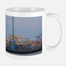 Seaside Heights at Night Mug