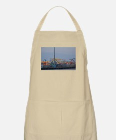 Seaside Heights at Night Apron
