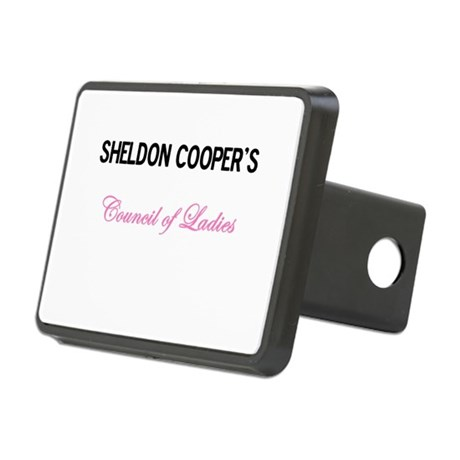 Council of Ladies Rectangular Hitch Cover