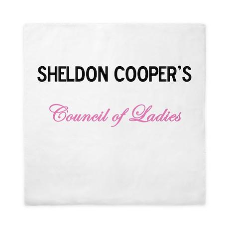 Council of Ladies Queen Duvet