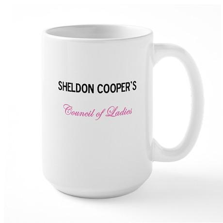 Council of Ladies Large Mug