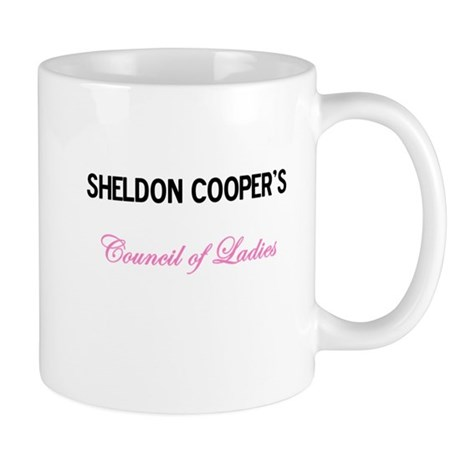 Council of Ladies Mug