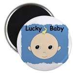 LUCKY BABY Magnet