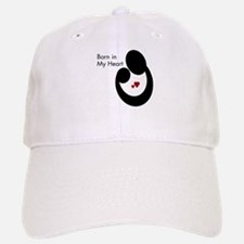 BORN IN MY HEART Baseball Baseball Cap