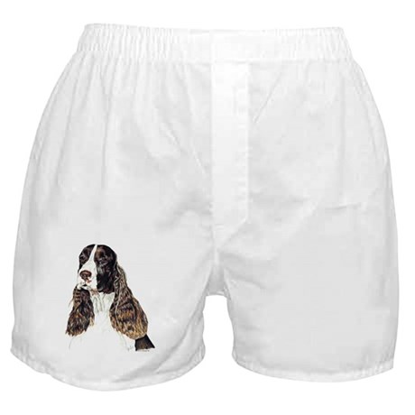 English Springer Spaniel Boxer Shorts