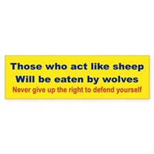 OBAMA VOTERS SHOULD PAY HIGHER TAXES.png Bumper Sticker