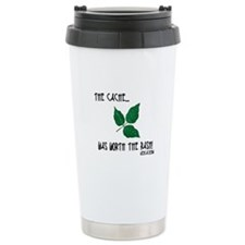 The Cache was worth the rash! Travel Mug