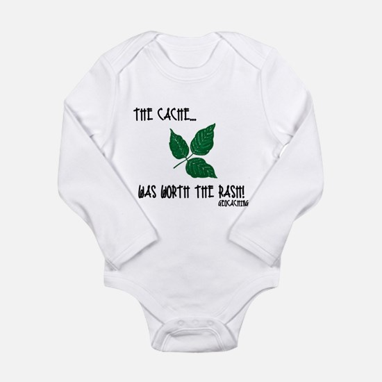 The Cache was worth the rash! Long Sleeve Infant B