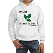 The Cache was worth the rash! Hoodie