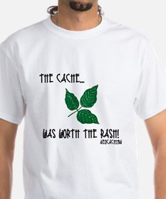 The Cache was worth the rash! Shirt