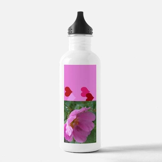 Alaska Wild Rose Water Bottle