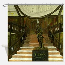 The Grand Entrance Shower Curtain