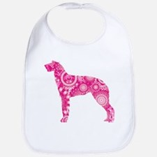 Scottish Deerhound Bib