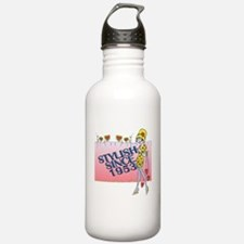 1953, 60th Birthday Water Bottle