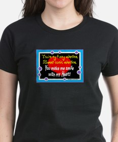 My Funny Valentine-Rodgers and Hart/t-shirt Women'