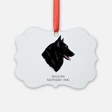 Belgian Shepherd Dog Ornament