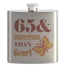 65 And Better Than Ever! Flask