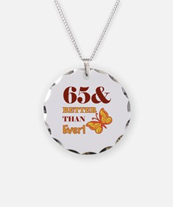 65 And Better Than Ever! Necklace