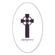 Cross - Montgomery Decal