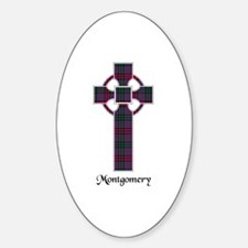 Cross - Montgomery Decal