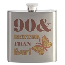 90 And Better Than Ever! Flask