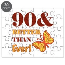 90 And Better Than Ever! Puzzle